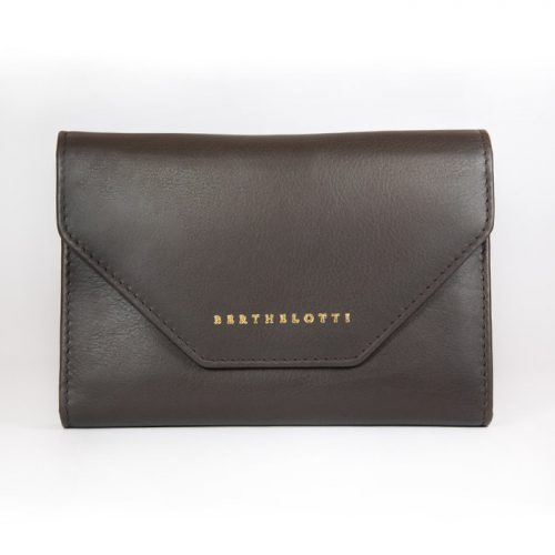 wallet-Genevieve clutch grey