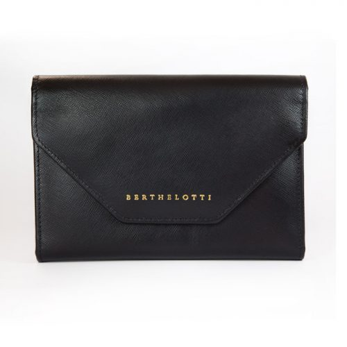 wallet genevive black