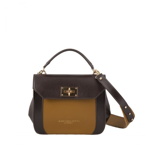 berthelotti-woman-florence small bag-leather-dark brown