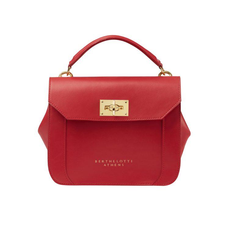 berthelotti-florence small bag-leather-RED color-berthelotti8197