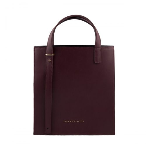 kierra tote leather bag-berthelotti-woman-burundy leather-5
