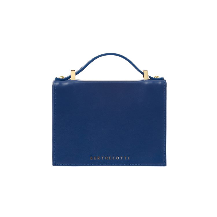 hand and cross body bag,woman,,blue,Cherly,berthelotti8136