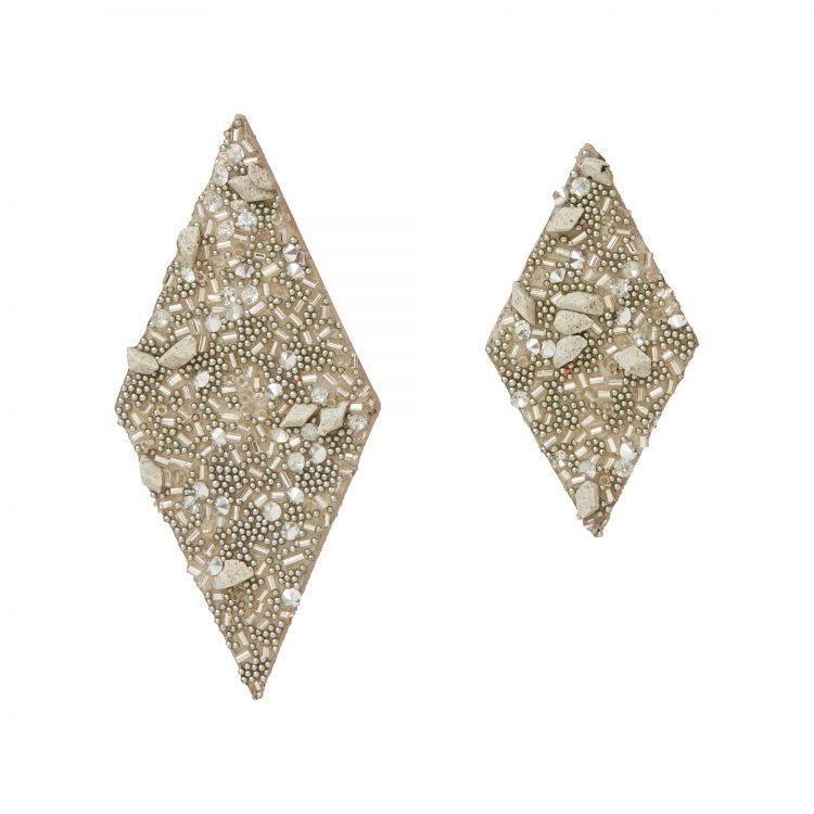 Skyler berthelotti leather earring