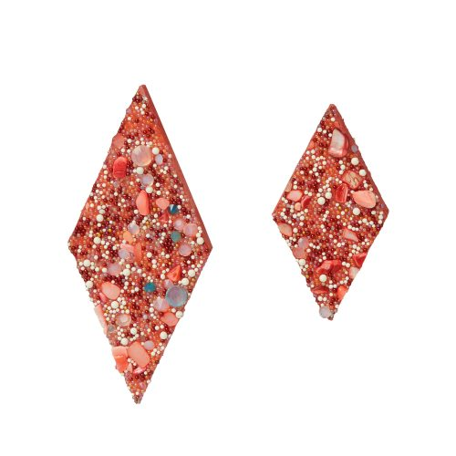 Skyler berthelotti leather earring