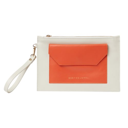Carolyn berthelotti leather bag
