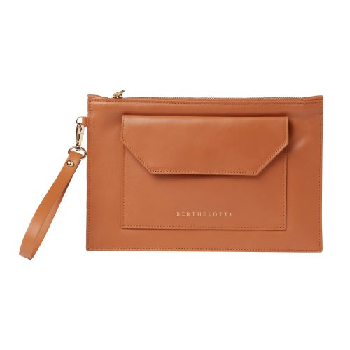 Carolyn berthelotti leather bag