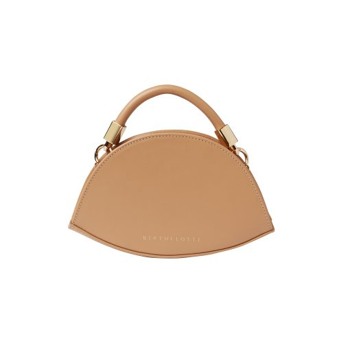 Joan berthelotti leather bag